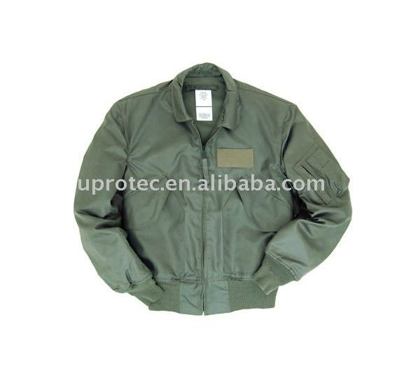 NOMEX Filament Mil-Spec Flight Jacket