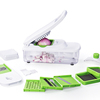 B410-A Mandolin Multi Slicer 7 In 1 Manual Kitchen Slices And Dices Vegetable Cutter Tools Food Hand Grater