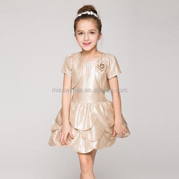 Garment Prom European Dress Girls Pattern Baby Frock Designs Summer ...