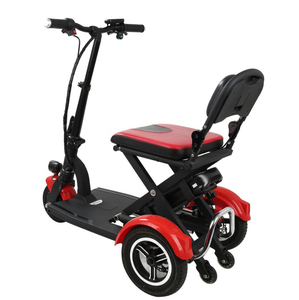 Safe 3 wheel 36V 250W powerful long-range electric mobility scooter for the disabled/handicapped/old people with high quality