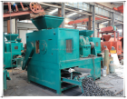 Large capacity coal charcoal powder briquette making machine price