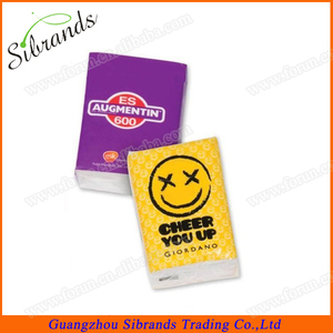 Hight quality 100% virgin pulp promotional mini pocket tissue pack,paper handkerchief