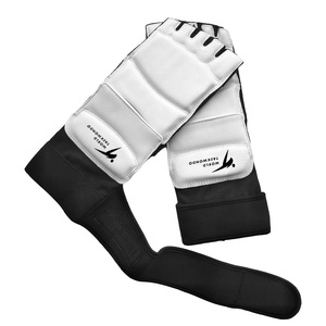 Sport safety guard martial arts protective gear equipment taekwondo foot guard