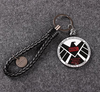 smart wedding metal key chain with your design