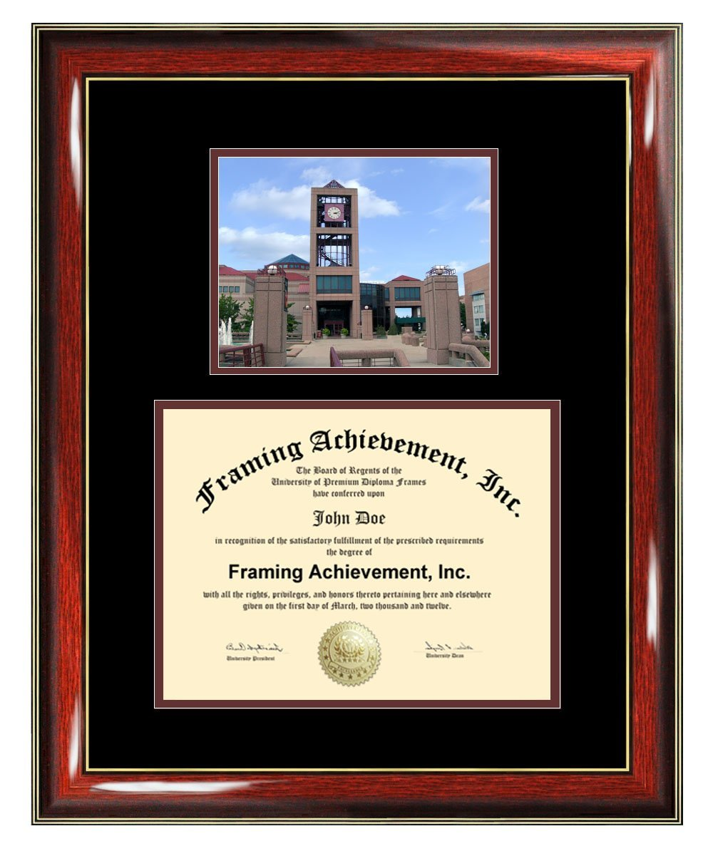 Queens College City University of New York Diploma Frame CUNY Graduation Degree Frame Certificate Plaque Framing Graduate Gift