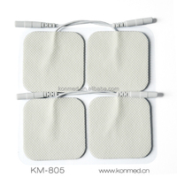 Medical Grade Cleared OTC Disposable Conductive TENS Units Electric Gel TENS Pads
