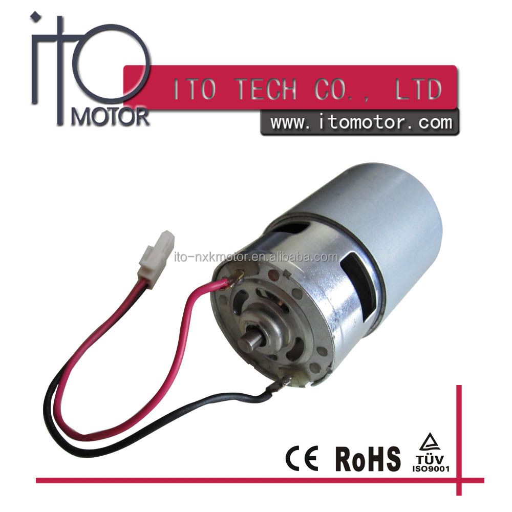 555 high torque 24v dc motor / brush micro rs-555sh dc motor / brushed dc  motor 555 high quality, View 555 high torque 24v dc motor , ITO Product
