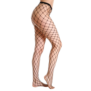 cde740355 2017 big hot style in South Korea large element mesh Hollow socks nets eye  grid tights