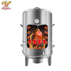 Chinese bbq Roast Duck Oven, Multi Skewers Barbecue For Family Party