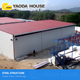 Steel Structure Ware House Prefabricated Build A Prefab Steel Metal Frame Warehouse Home Cost Custom Yaoda Warehouse In Mexico