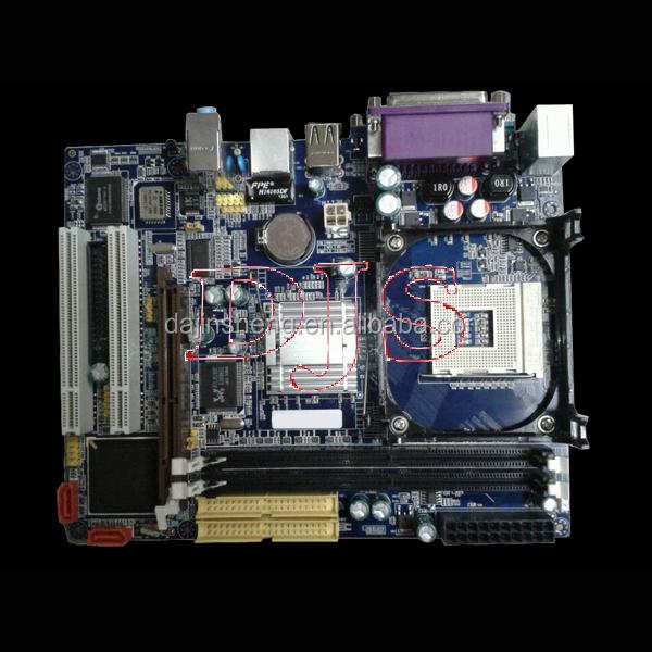 Atx 845gv Intel Chipset Pc Motherboards (845g V122)