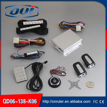 Latest Electrical Technology Car Remote Start With Push Button Start Keyless Entry With High Quality And Competitive Price Buy Keyless Entry