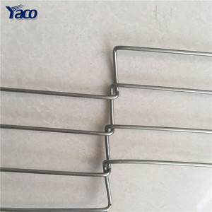 Stainless Steel Metal Oven Conveyor Belt Mesh/baking Oven Conveyer Belt