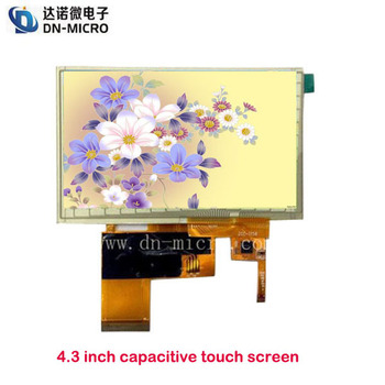 hot sales 4.3 inch LCD touch screen for tablet