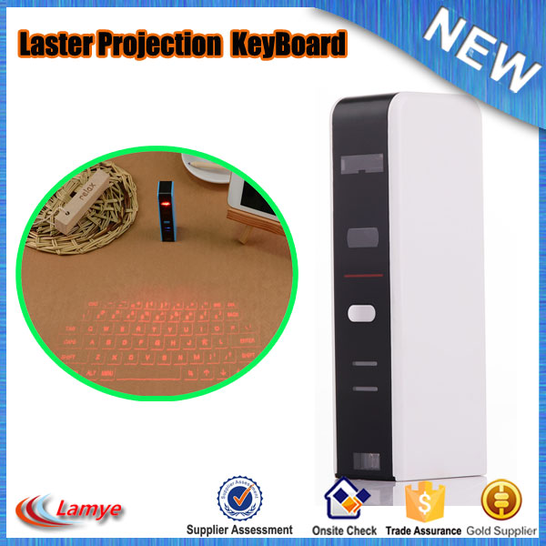 Arabic Wireless Keyboard Custom Logo Laser Keyboard for Phones and Computer Latop