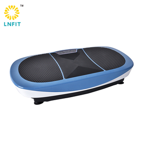 New Arrival single motor vibration plate Small Standing Fitness Machine with factory direct sale price
