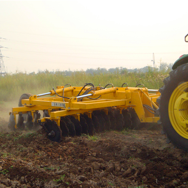 All series combined disc harrow