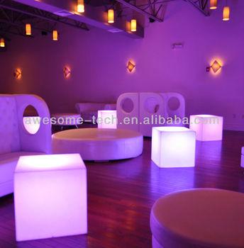Glowing Led Plexiglas Box Led Plexiglas Coffee Table Buy