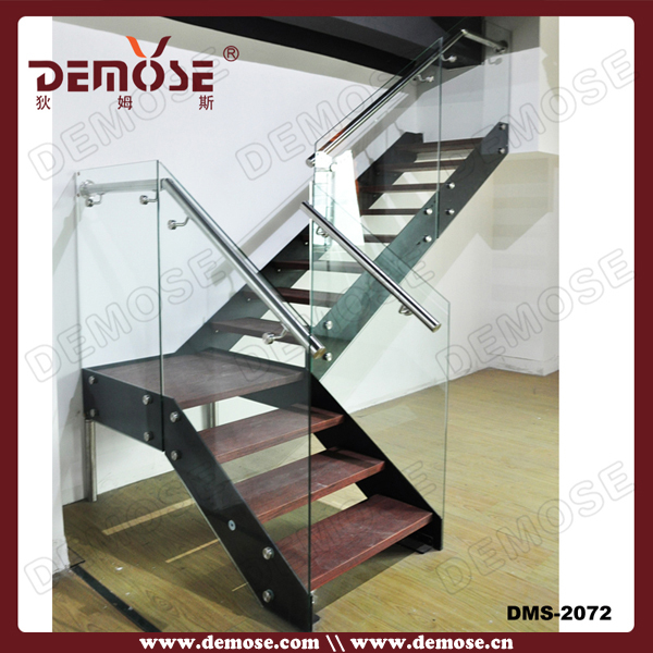 New Staircase Cost/portable Staircase/steel Wood Staircase