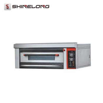 Commercial Bakery Gas Single Deck Oven