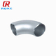 ASME Stainless Steel 316 Butt Welding Seamless Pipe Fitting 90 Degree Long Radius Elbow