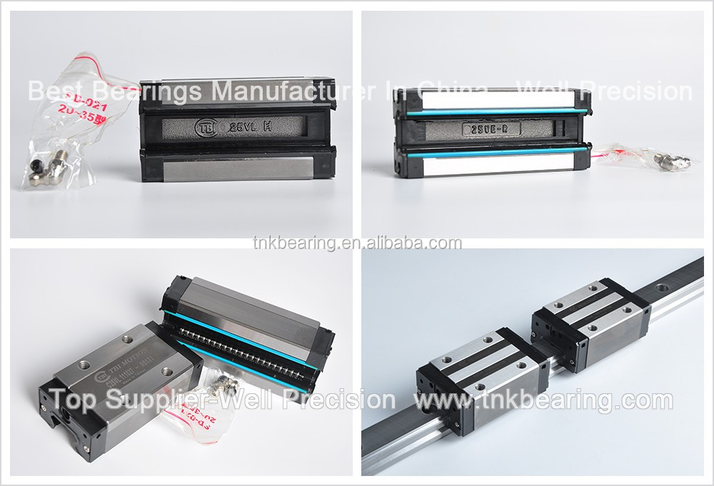 Cheap price very smooth linear guide TRC25VE,aluminum linear rail C25VE linear rail brake TR25*1000mm for cnc lathe