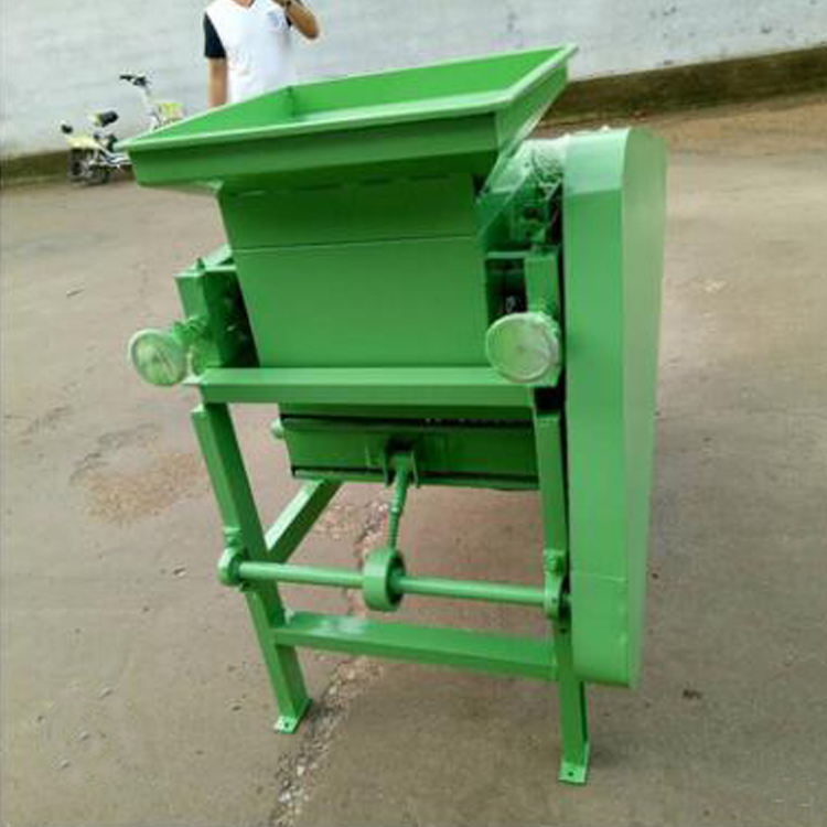Full Automatic Agricultural Almond Shelling Machine/Peeling Machine