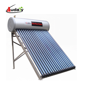 wholesale high efficiency compact pressure solar water heater with heat pipe