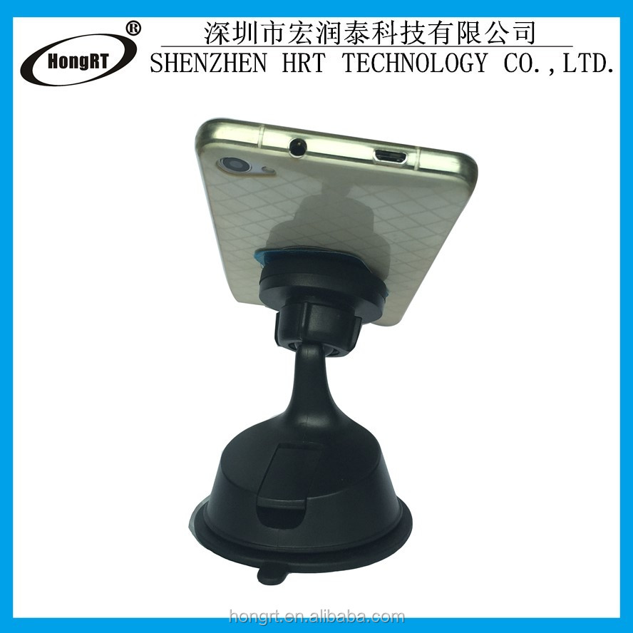 360 degree Windshield Dashboard Mount Cradle vent cell phone car mount