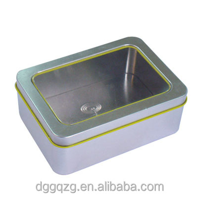 hinged metal tins hinged metal tins suppliers and at alibabacom