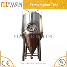 Red copper beer fermenter,3000L beer fermentation tank for sale