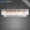 Guzhen factory-outlet chrome 8lights crystal cristal chandelier
