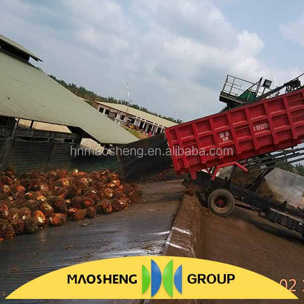 China supplier palm oil fractionation equipment