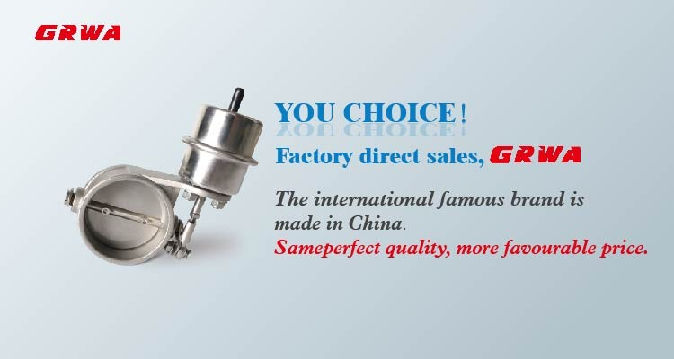 Car remote control normally open vacuum exhaust valve cutout