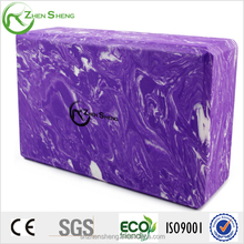 Zhensheng OEM Color Yoga Foam Fitness Blocks