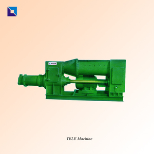 Factory price shaped tiles vacuum extruder, eletric tools extruder