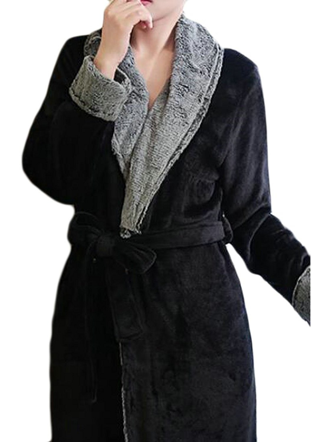 2c8ea6e4cd Buy Comfy Robes Womens Hotel Luxury Chenille Bathrobe in Cheap Price ...