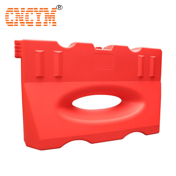 Strict quality control Water filled barrier Road Security hdpe plastic blowing mould