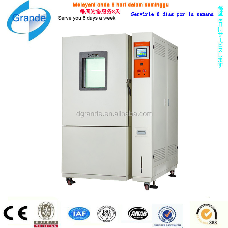 China Grande High and Low Temperature Test Chamber/High - Low Temperature Control Cabinet/Climate Control Test Chamber