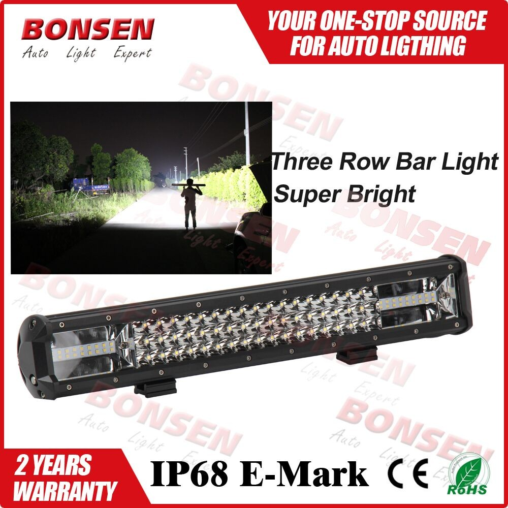 High power 162w 23inch offroad led light bars 3 row straight 4x4 high power 162w 23inch offroad led light bars 3 row straight 4x4 led driving light bar aloadofball Image collections