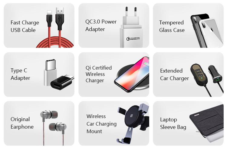 Feisman Kualitas Dikepang 2A Cepat Pengisian Kabel untuk iPhone Kabel Charger dengan Paket Ritel