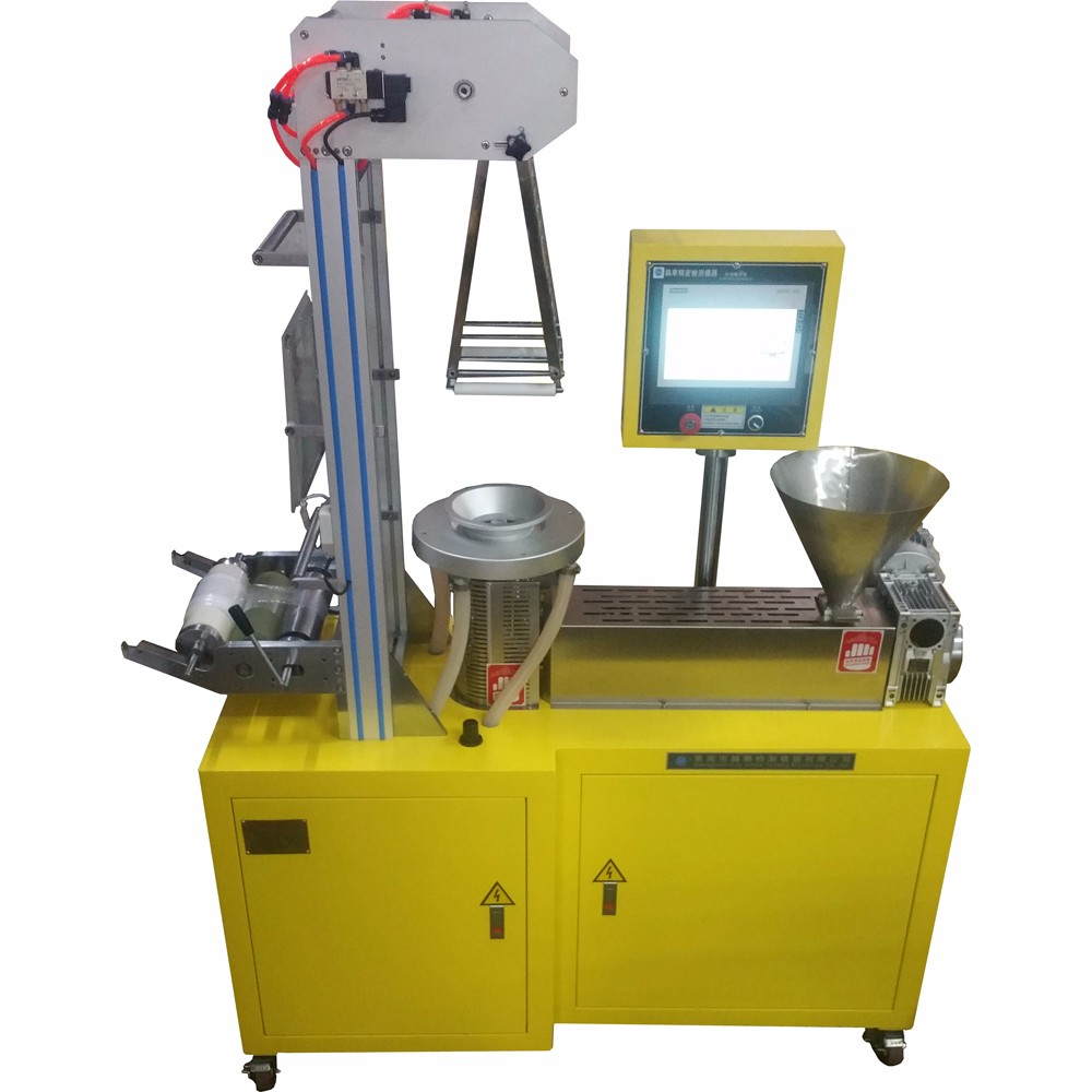 film blow tester machine for lab