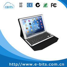 New aluminium Bluetooth Keyboard + Stand leather Case cover For ipad pro 9.7""