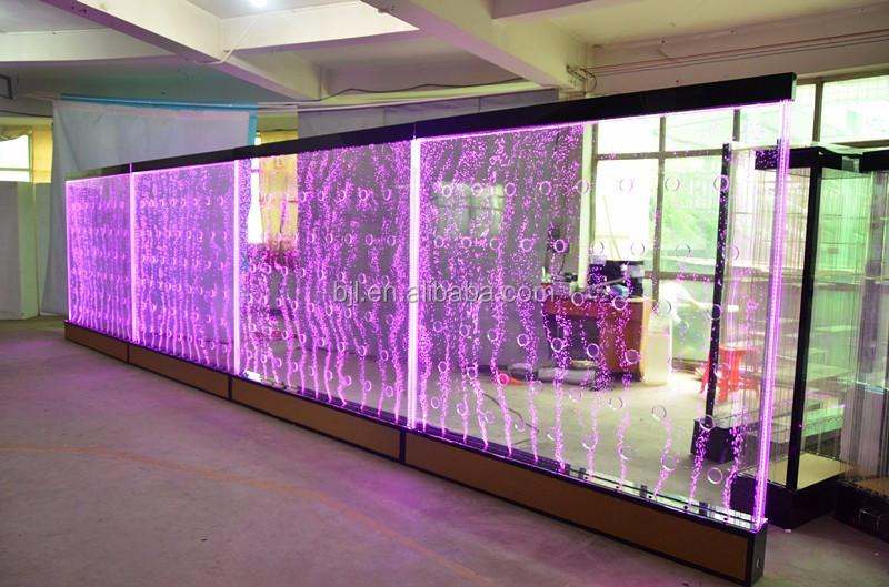 Led Lighting Water Bubble Wall Panel Hanging Wedding Ceremony ...