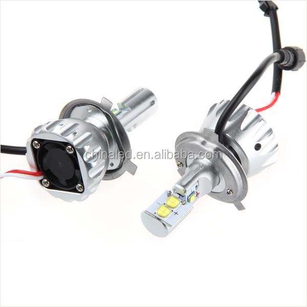 100w 9200lm 6000k H4 Hb2 9003 Mkr U2 Led Headlight For Cars Led ...