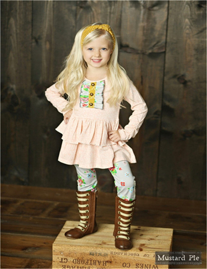 adorable mustard pie boutique clothing for kids