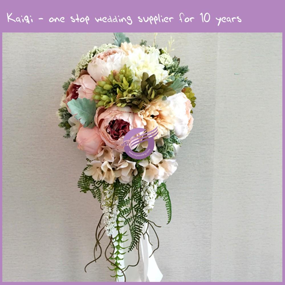 K9962 Hot Sale Handmade Bride Holding Flowers,Wedding Decoration ...