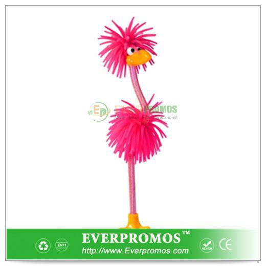 Novelty Design Crazy Bird Pen For Fun