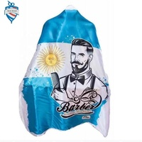 classic style of Hairdressing Cape Barbers Hairdressing Gown Hair Dye Styling Cutting Shampoo Hair Cape