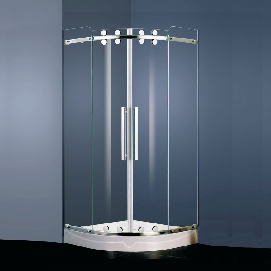 Fan Shaped Shower Enclosure, Fan Shaped Shower Enclosure Suppliers ...